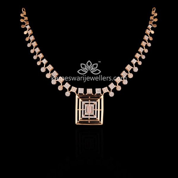 Emerald And Ruby Collar Necklace